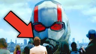 Ant Man & Wasp Trailer - MORE EASTER EGGS You Missed!