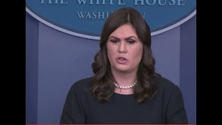 WATCH: Sarah Sanders Absolutely WRECKS Reporters Over Net Neutrality at White House Press Briefing