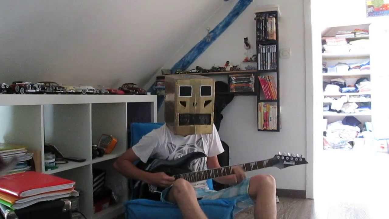 morceau guitare électrique ibanez - YouTube