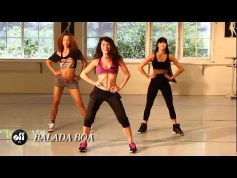 """Nossa: le cours de danse 3/3 """"Balada Boa"""""""