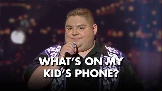 What's On My Kid's Phone | Gabriel Iglesias