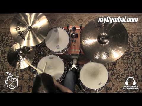 """Zildjian 17"""" K China Cymbal - 1069g (K0883-1121815Q)"""