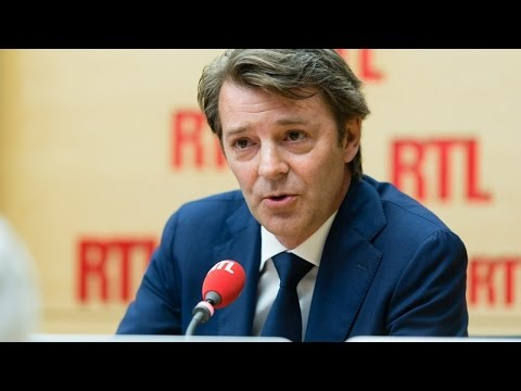 François Baroin était l'invité de RTL le 9 juin 2017