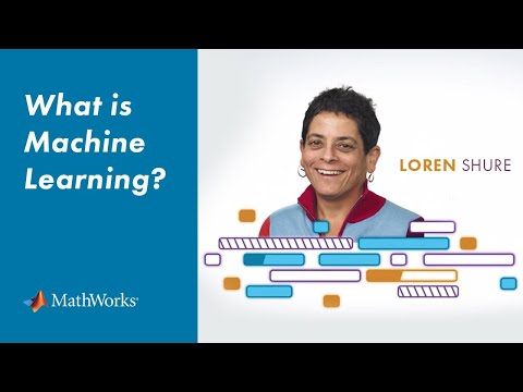 MATLAB: What Is Machine Learning?