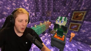 Philza plays the Minecraft 1.17 Snapshot!