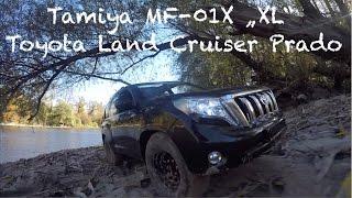 Tamiya MF-01X XL Toyota Land Cruiser Prado