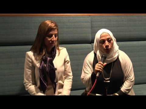 Vian & Kholoud Joint Interview