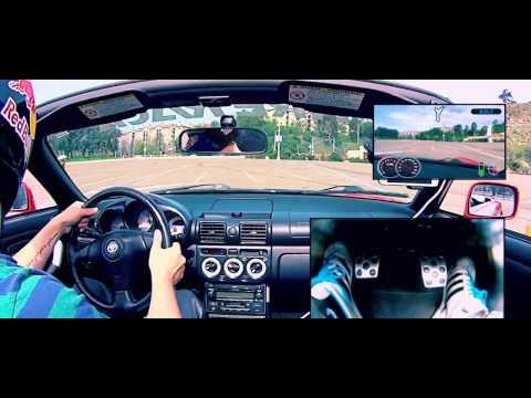 Toyota MR2 Spyder San Diego Match Tour 3/4/2017