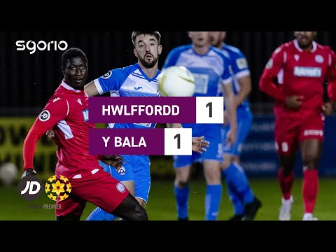 Haverfordwest Bala Town Goals And Highlights