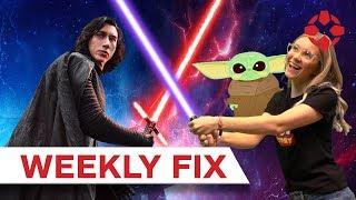Kiakasztó új Erőtrükkök a Skywalker korában! - IGN Hungary Weekly Fix (2019/49. hét)