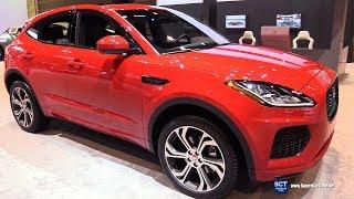 2018 Jaguar E-Pace First Edition - Exterior and Interior Walkaround - 2018 Chicago Auto Show