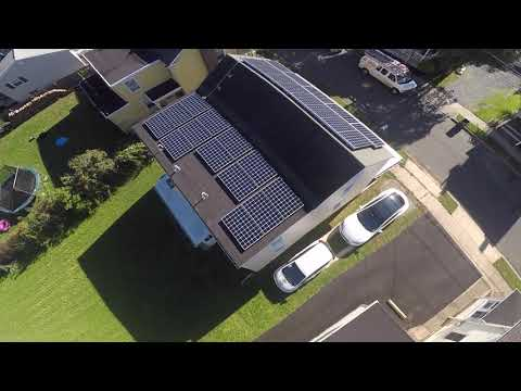 Solar PV install with EV Charger Allentown NJ