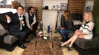#SagaLive con Michelle Vieth, Fernando Rivera Calderon y Damián Zepeda.