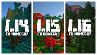 Minecraft 1.14, 1.15, 1.16 POTWIERDZONE! Nowy System WALKI, Nowe Opcje Graficzne!