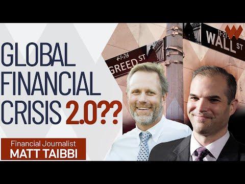 Impending Financial Crisis 2.0? Matt Taibbi Hears Echoes Of 2008