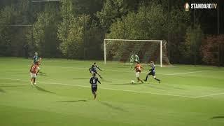 U21 Standard - U21 R. Excel Mouscron : 3-0