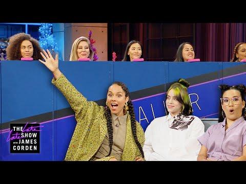 Taller Or Shorter W/ Billie Eilish, Ali Wong & Alicia Keys