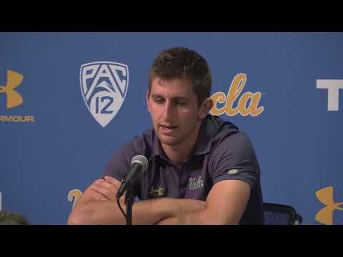 Josh Rosen Post Game Presser - 9/3/17 - UCLA vs. Texas A&M