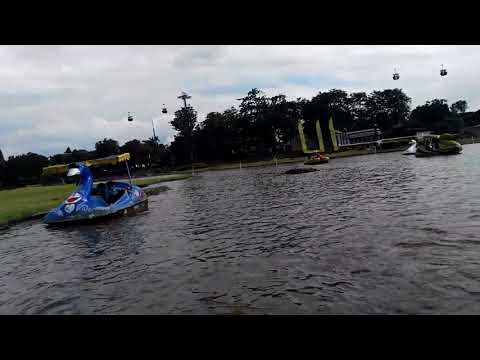 Paddle Boats @ Taman Mini Indonesia Indah