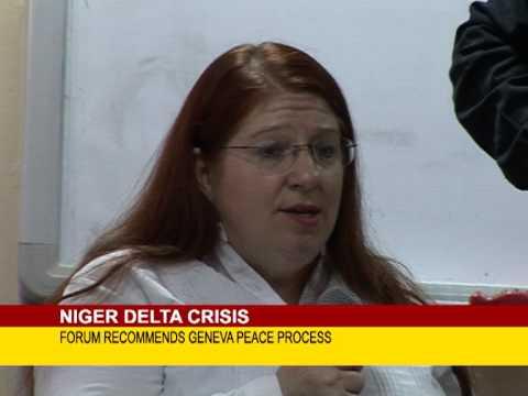 Forum Advocates Geneva Peace Process In Nigeria's Niger Delta