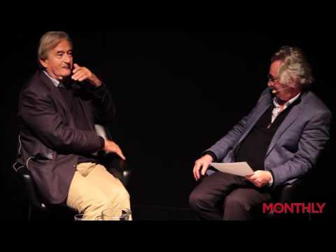 Writing History with Antony Beevor (Melbourne Writers Festival 2015)