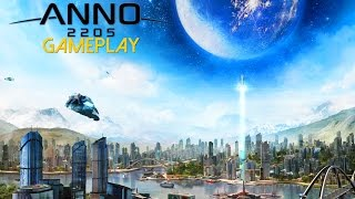 Anno 2205 Gameplay (PC HD)