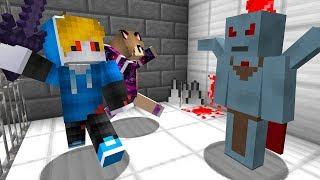 Охота на чистую кровь Вампира в Майнкрафт Выживание в мире вампиров Видео MINECRAFT Мод