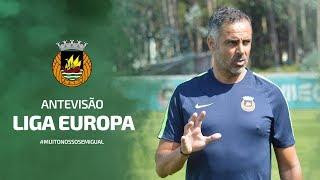 José Gomes: Antevisão Liga Europa