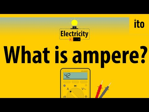 What is an amp? - Electricity Explained - (2)