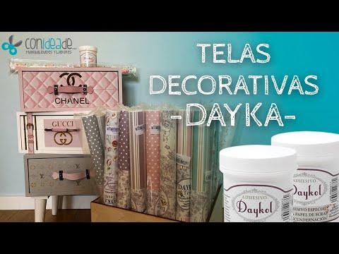 Telas Decorativas Dayka