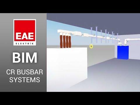 Cast Resin Busbar for BIM | EAE Elektrik