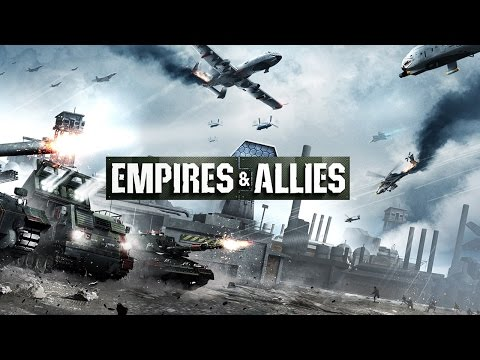 Empires & Allies - Worldwide Release iOS & Android Part 1