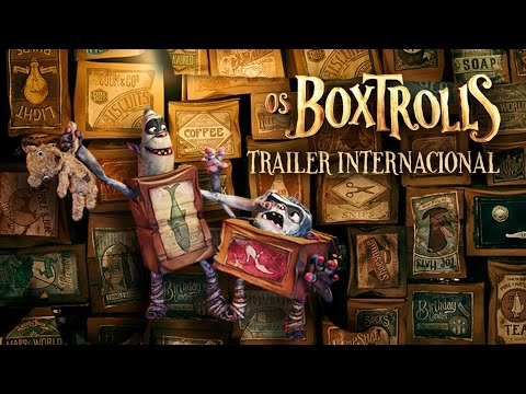 Trailer do filme Os Boxtrolls