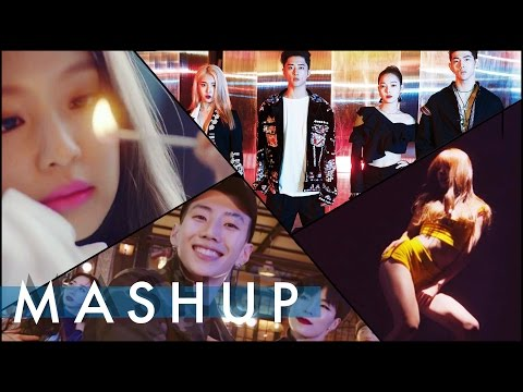 K.A.R.D x BLACKPINK x JAY PARK – Rumor /Playing With Fire /All I Wanna Do MASHUP (feat. HELLOVENUS)