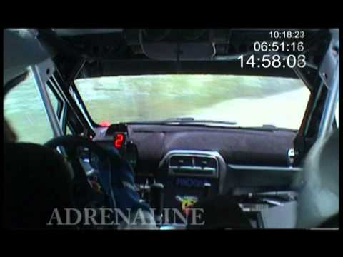 HIGHLIGHTS PRESENTATION RALLY SAN CRISPINO - CITTA' DI GUBBIO 2011