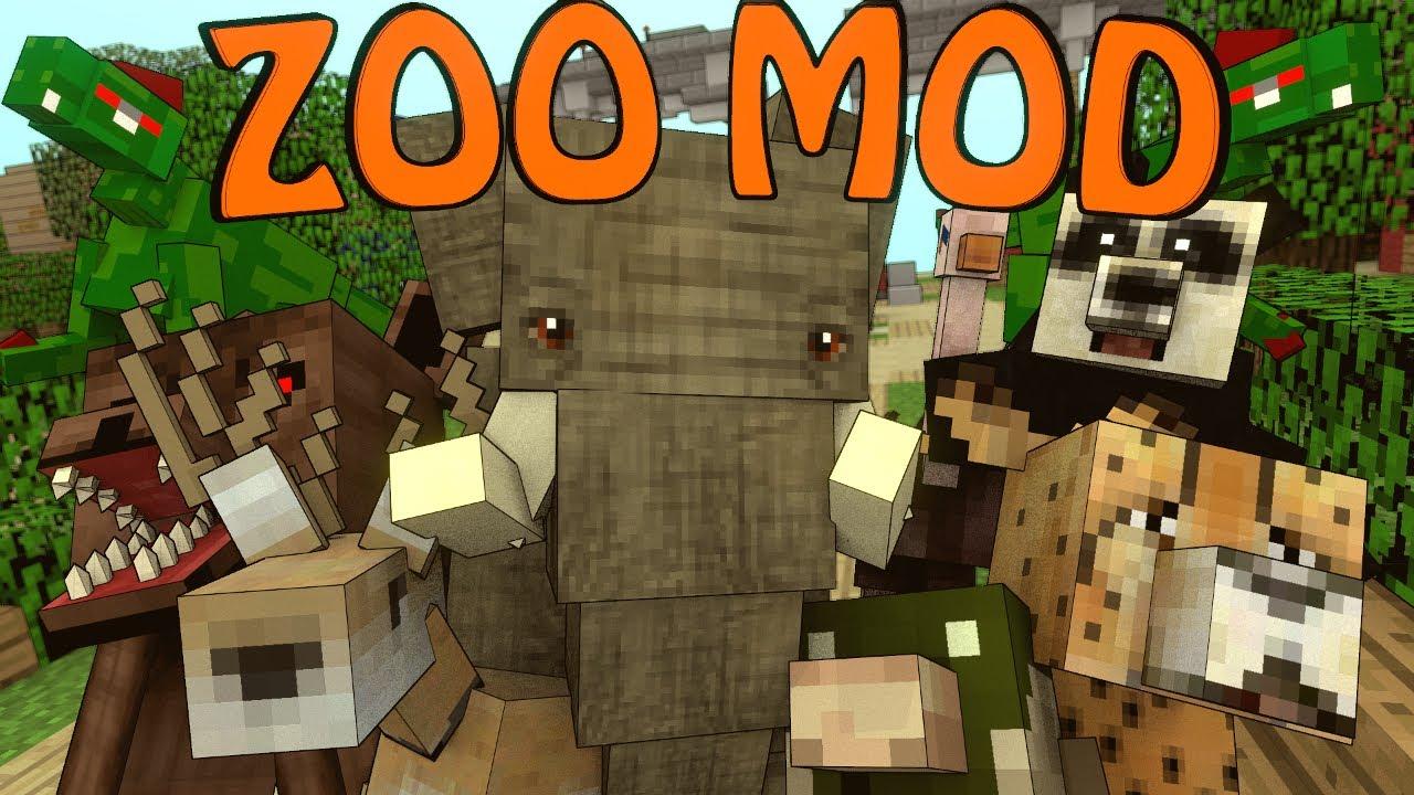 Crazy Craft Minecraft Mod Showcase