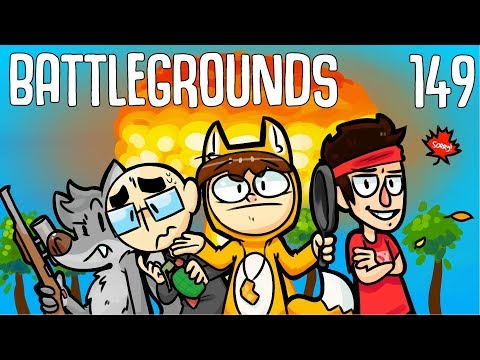 Foxman and the Boys Play: Battlegrounds - Ep. 149 - Savages