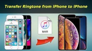 How to transfer ringtones from iphone xs / xr x 8 /7 (plus) directly https://www.phonetransfer.org/how-to-transfer-ringtones-from-iphone-to-iph...