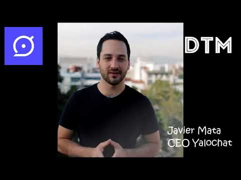 Entrevista A Javier Mata - CEO De Yalo Chat