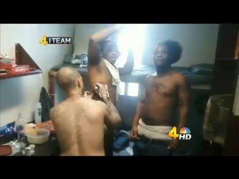 100 TN Prison Inmates Party, Show Drugs & Cash
