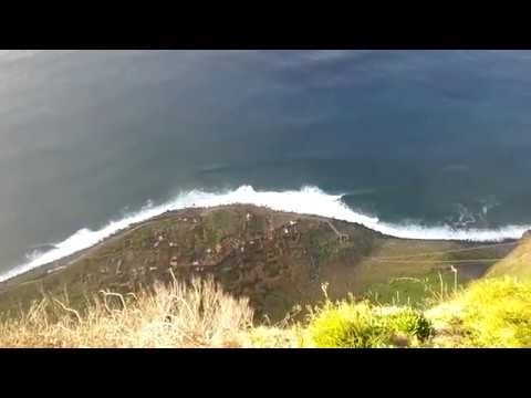Achadas da Cruz Cable Car Madeira Steepest cable car in the world !