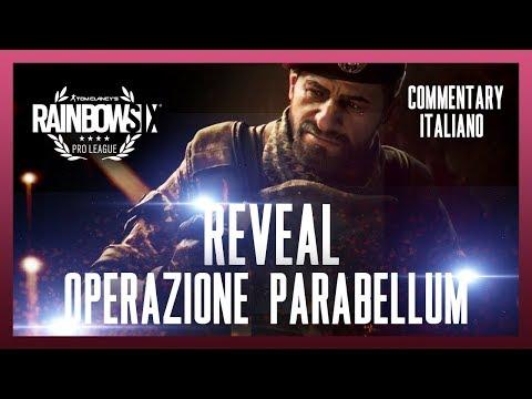 Parabellum World Reveal + Finale Mondiale Pro League [Regaliamo season PASS]