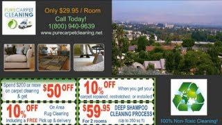Carpet Cleaning Studio City  | Cleaner Company Services (PURE) Carpet, Furniture, Rug & Tile