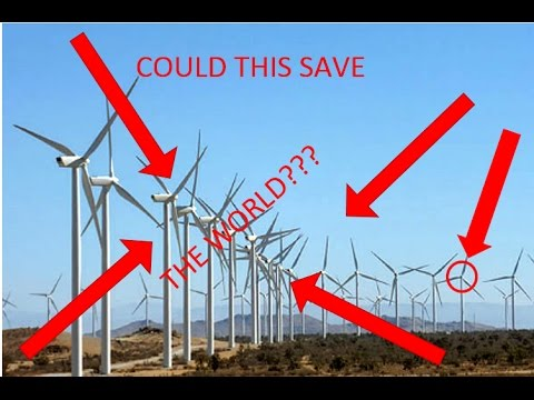 Windpower A cleaner alternative choice