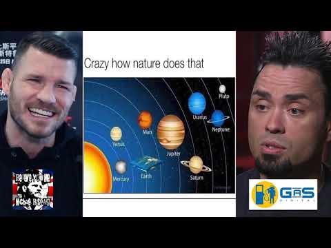 Eddie Bravo VS Michael Bispings - Flat Earth thumbnail