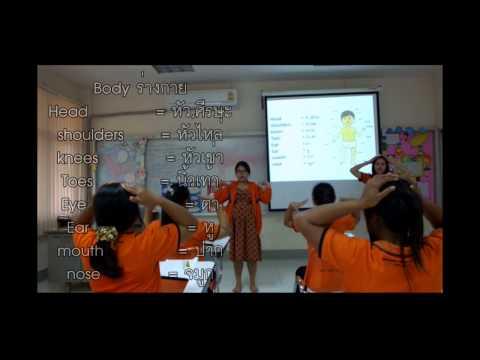 """วิธีการสอนภาษาอังกฤษ สำหรับนักเรียนชั้นประถมศึกษาตอนต้น เรื่อง """"การออกเสียง"""""""