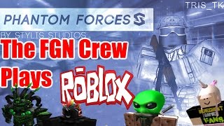 The FGN Crew Plays: ROBLOX - Phantom Forces BETA (PC)