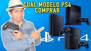 CUÁL MODELO de PLAYSTATION 4 COMPRAR - Habla el Gamer