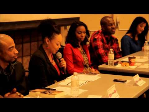 """""""Defining Canadian Urban Fiction"""" ~ a panel discussion at the Toronto Public Library"""