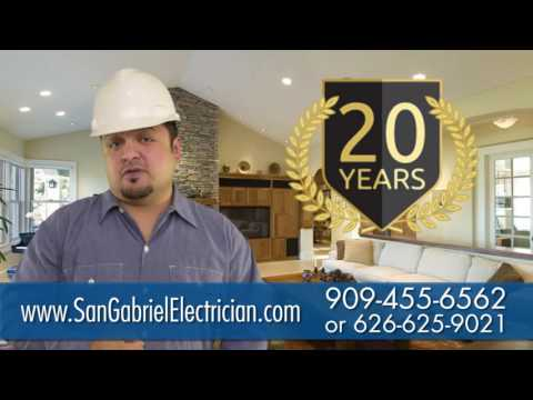 Los Angeles Electrician Services Emergency 24/7 626.625.9021
